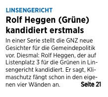 Gelnhäuser Neue Zeitung vom 26.2.2021
