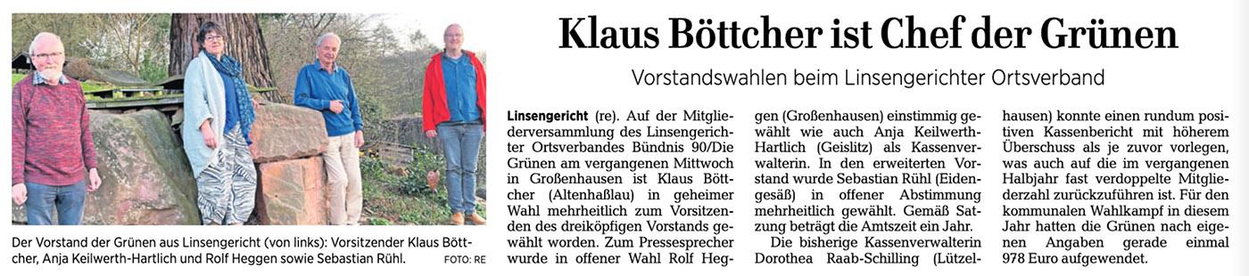Gelnhäuser Neue Zeitung vom 07.4.2021